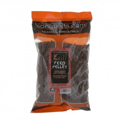 Sonubaits Krill Feed Pellets - 2mm - 900g