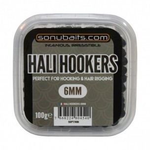 Sonubaits Hali Hookers - 6mm - 100g