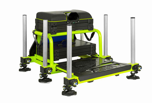Matrix S 36 Superbox Lime Edition- Sitzkiepe
