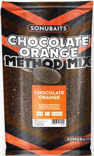 Sonubaits Chocolate Orange Method Mix - Grundfutter - 2kg