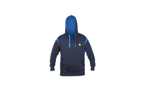 Preston Navy Pull Over Hoodie