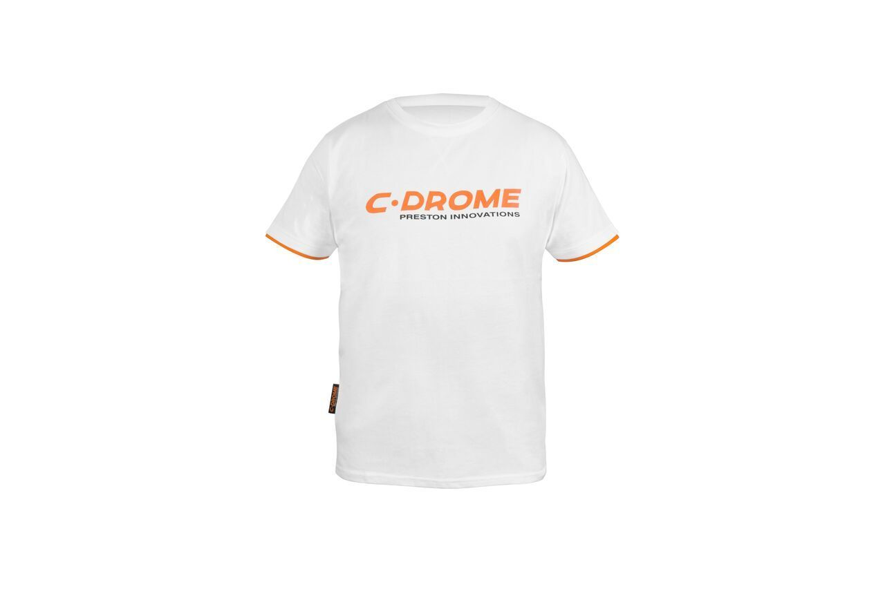 Preston C-Drome White T-Shirt
