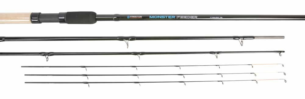 Preston Monster Feeder  Heavy - 12ft - 100g