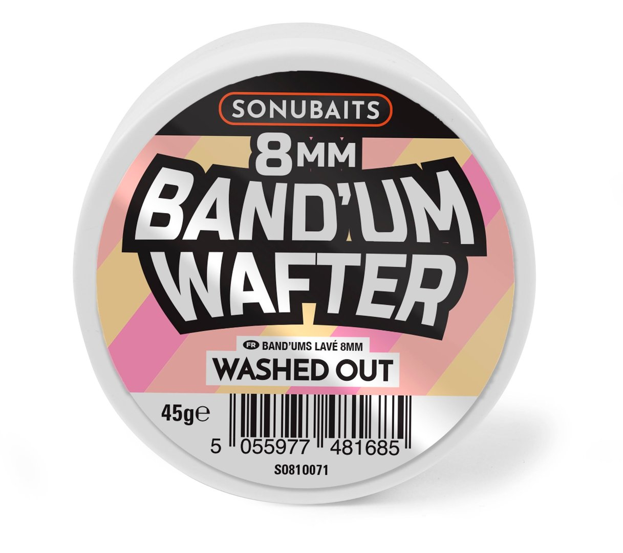 Sonubaits Band'um Wafter - Washed Out - 8mm