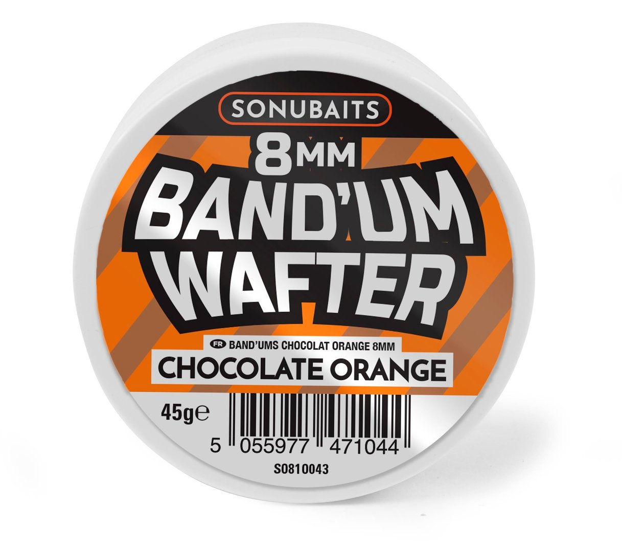Sonubaits Band'um Wafter - Chocolate Orange - 8mm