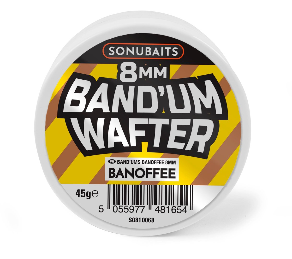 Sonubaits Band'um Wafter - Banoffee - 8mm