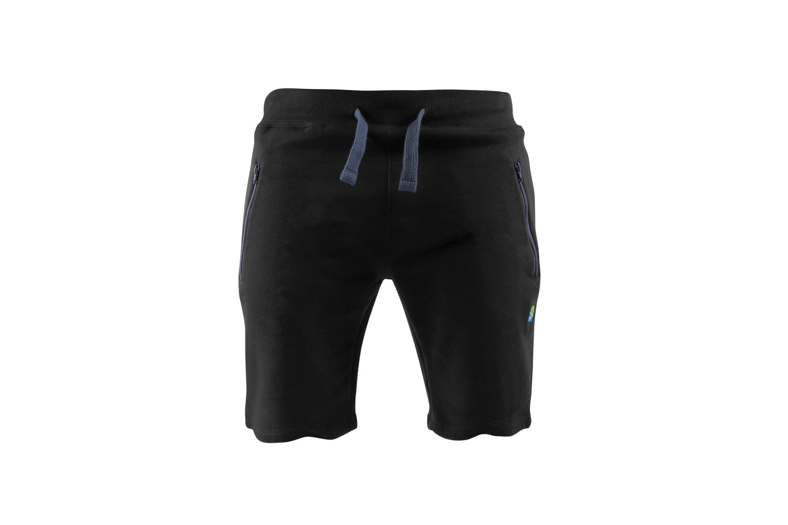 Preston Black Jogger Shorts